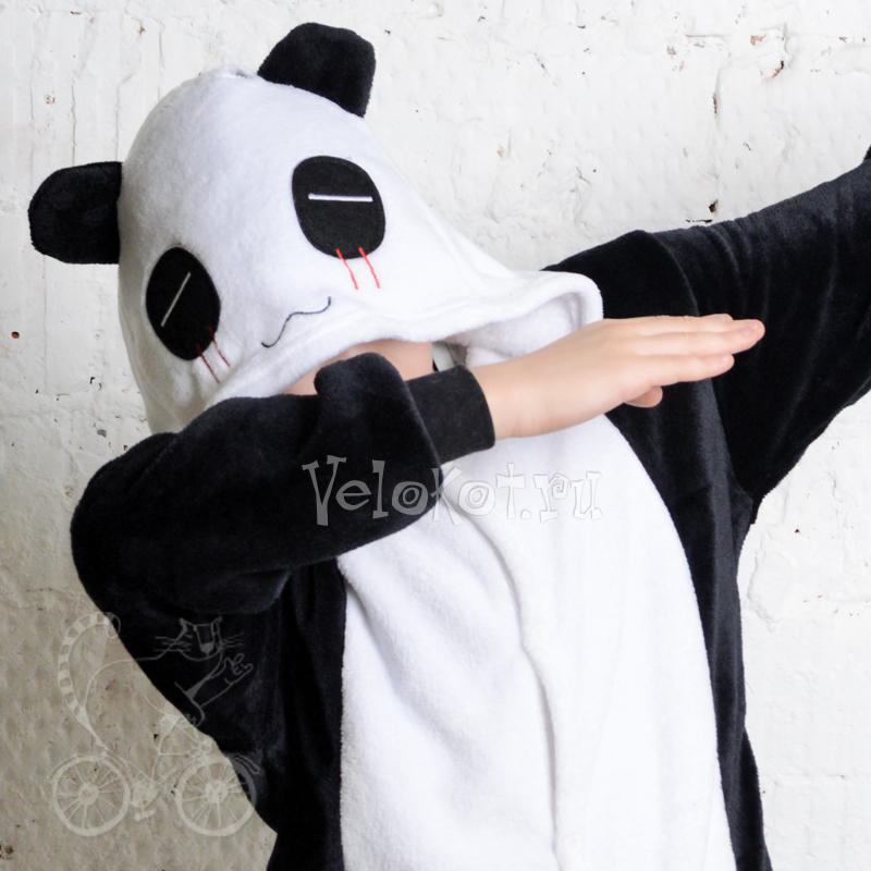 Кигуруми Панда (Грустная) ... c7c7816a62732