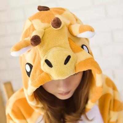 """Кигуруми """"Жираф"""""""